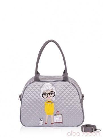 фото детская сумка Alba Soboni 0324 серый купить