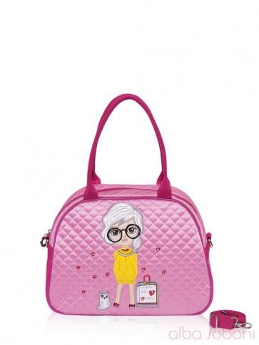 фото детская сумка Alba Soboni 0324 розовый купить