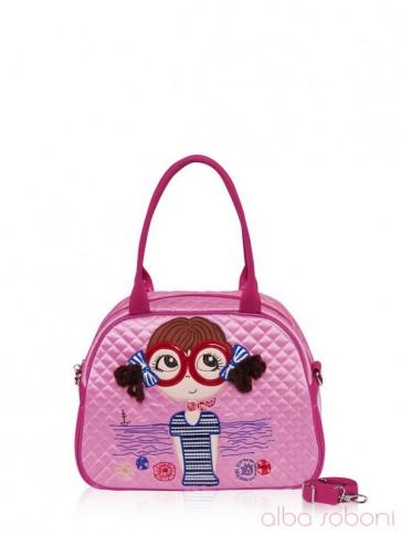 фото сумка Alba Soboni 0325 розовый купить