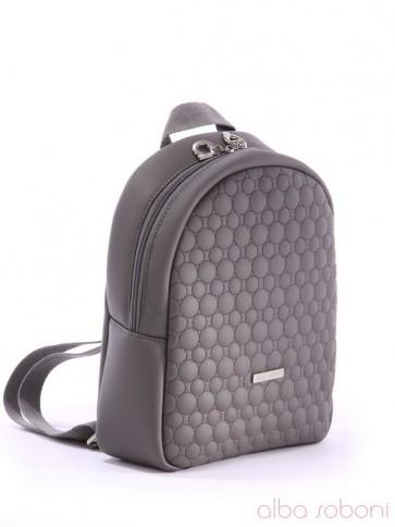 фото рюкзак Alba Soboni 0611 серый купить