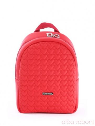 фото рюкзак Alba Soboni 0612 красный купить