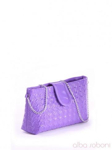 фото детская сумка Alba Soboni 0637 темно сиреневый купить