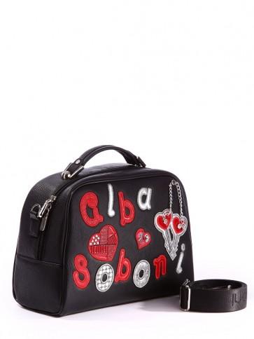 фото сумка Alba Soboni 171321 черный купить