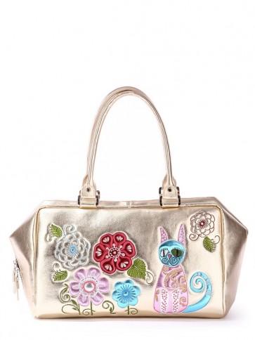фото сумка Alba Soboni 171402 золото купить