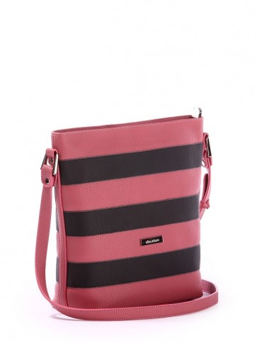 фото сумка Alba Soboni 171491 розовый-серый купить