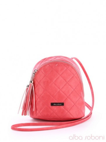 фото мини-рюкзак Alba Soboni 171544 коралловый купить