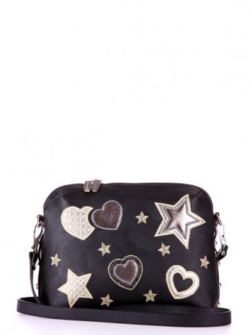 фото сумка Alba Soboni 172711 черный купить