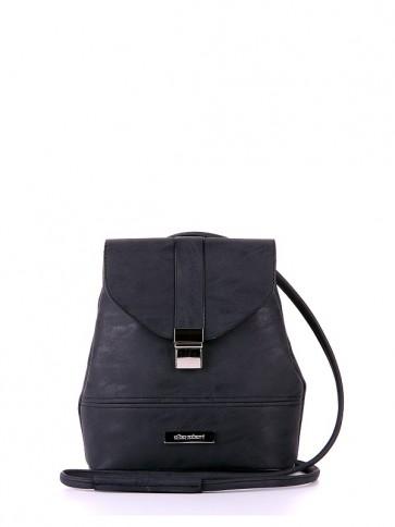 фото рюкзак Alba Soboni 172741 черный купить