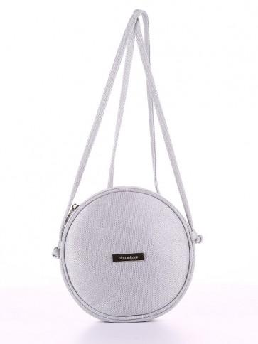 фото сумка Alba Soboni 180045 серебро купить