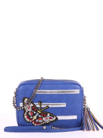 фото сумка Alba Soboni 180181 синий купить