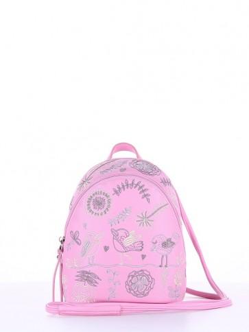 фото рюкзак Alba Soboni 180213 розовый купить