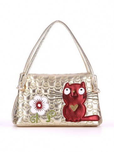 фото сумка Alba Soboni 1813 золото купить