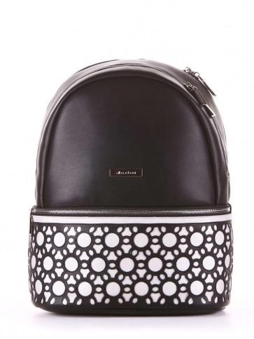 фото рюкзак Alba Soboni 181432 черный купить