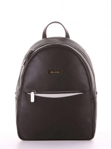фото рюкзак Alba Soboni 181521 черный купить