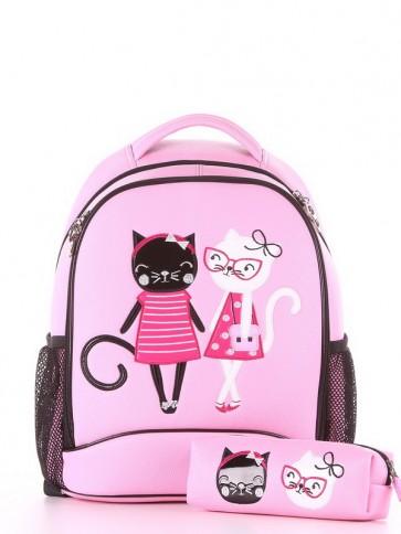 фото рюкзак Alba Soboni 181706 розовый купить