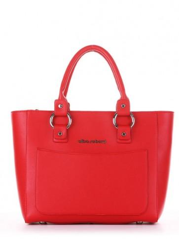 фото сумка Alba Soboni 181726 красный купить