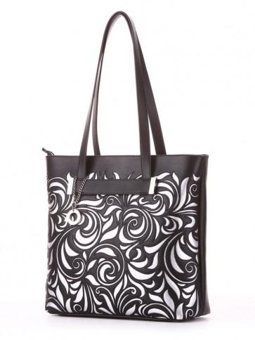 фото сумка Alba Soboni 182906 черный купить