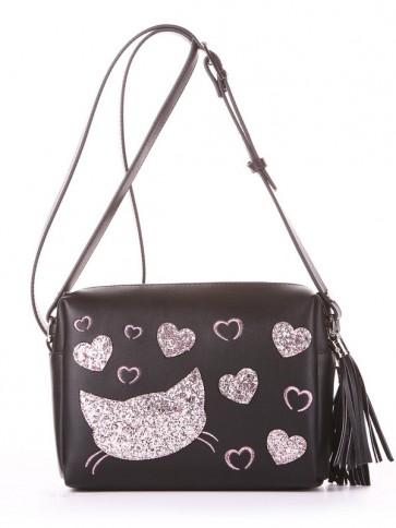 фото сумка Alba Soboni 182913 черный купить
