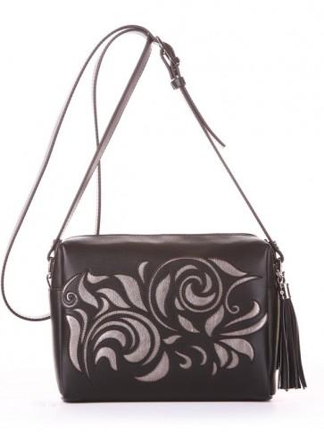 фото сумка альба собони 182915 черный купить