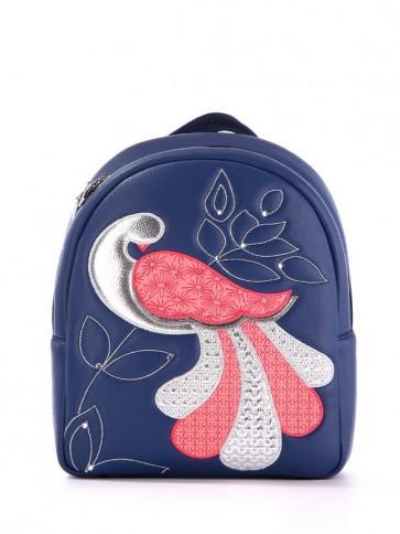 фото рюкзак Alba Soboni 1831 синий купить