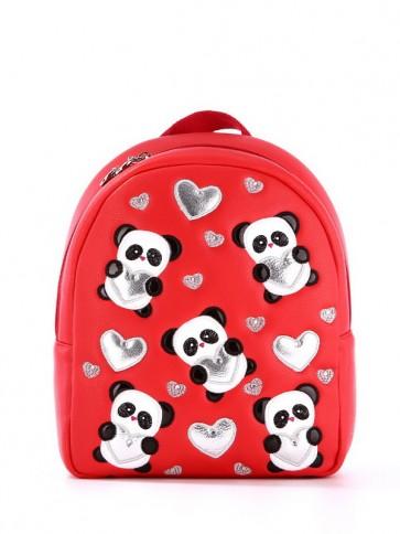 фото детский рюкзак Alba Soboni 1832 красный купить