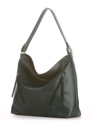 фото сумка Alba Soboni 190017 темно-зеленый купить