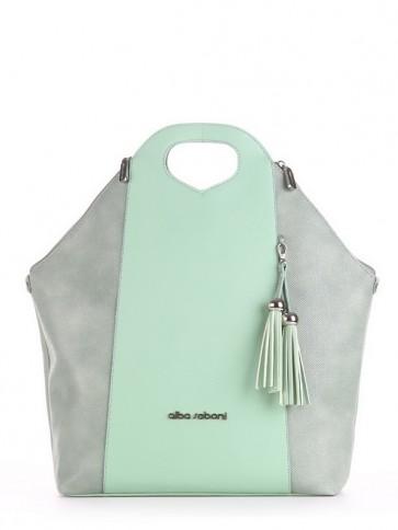 фото сумка Alba Soboni 190034 мята купить