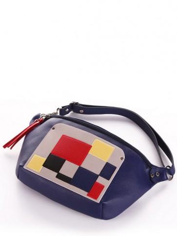 фото сумка Alba Soboni 190083 синий купить