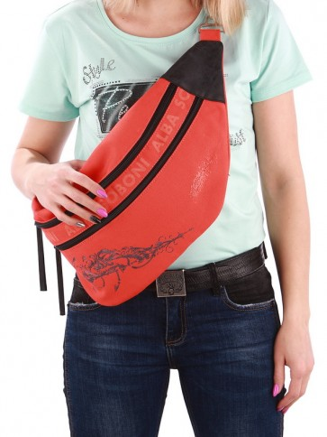 фото сумка Alba Soboni 190094 оранжевый купить
