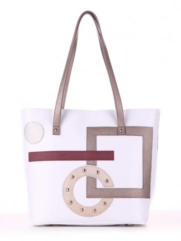 фото сумка Alba Soboni 190102 белый купить