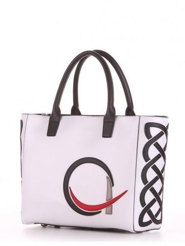 фото сумка Alba Soboni 190114 белый купить