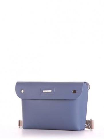фото сумка Alba Soboni 190152 голубой купить