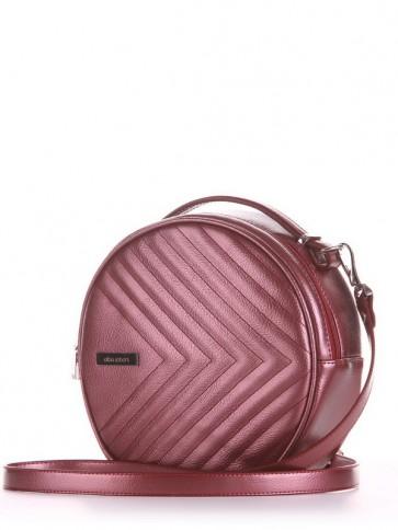 фото сумка Alba Soboni 190166 бордо-перламутр купить