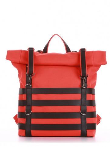 фото рюкзак Alba Soboni 190184 оранжевый купить