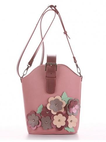 фото сумка Alba Soboni 190263 пудрово-розовый купить
