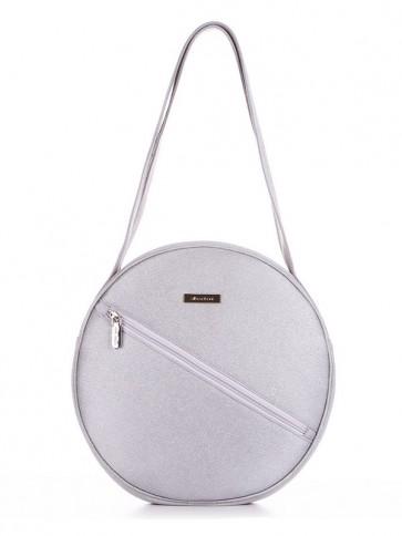 фото сумка Alba Soboni 190304 серебро купить