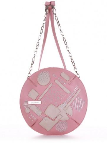 фото сумка Alba Soboni 190363 пудрово-розовый купить