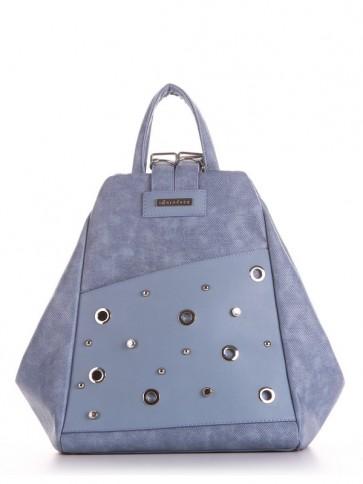 фото рюкзак Alba Soboni 191593 голубая волна купить
