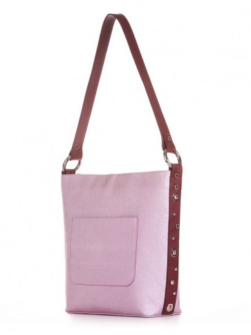 фото сумка Alba Soboni 191692 розовый-перламутр купить