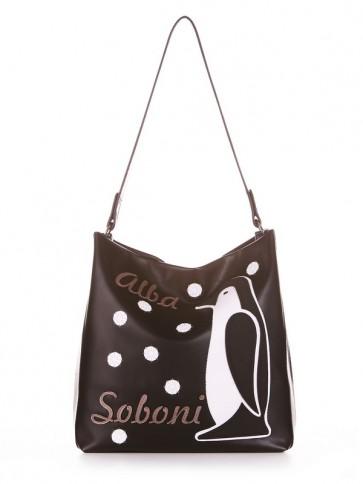 фото сумка Alba Soboni 192902 черный купить