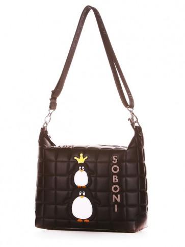 фото сумка Alba Soboni 192951 черный купить