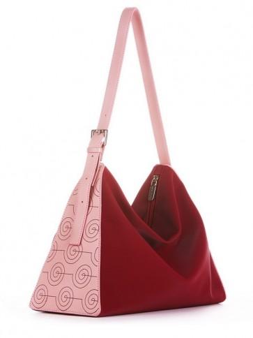 фото сумка Alba Soboni 200005 бордо купить