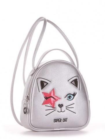 фото сумка Alba Soboni 2001 серебро купить