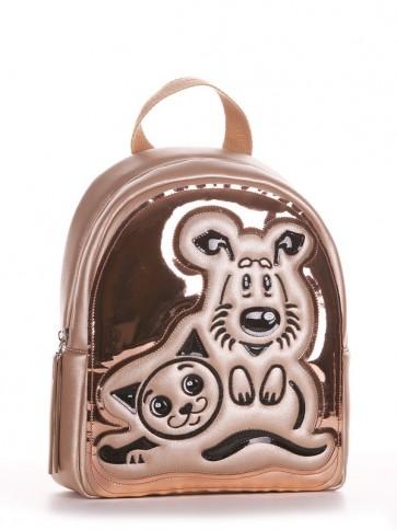 фото детский рюкзак Alba Soboni 2011 золото купить