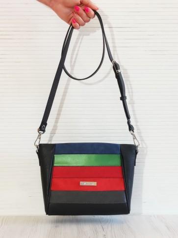 фото сумка Alba Soboni 201345 черный купить