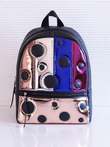 фото рюкзак Alba Soboni 201366 черный купить
