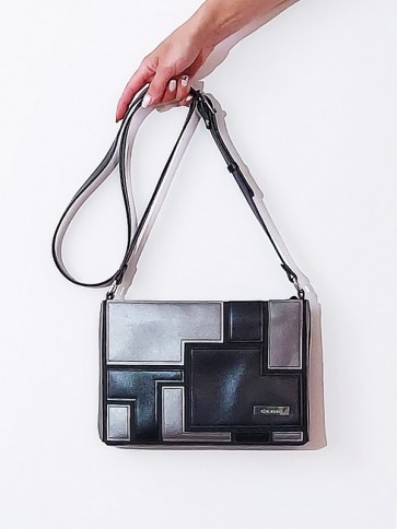 фото сумка Alba Soboni 201382 черный-никель купить