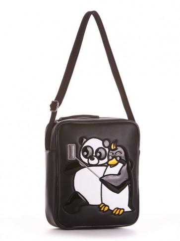 фото детская сумка Alba Soboni 2023 черный купить