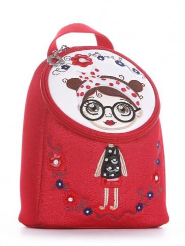 фото детская сумка Alba Soboni 2032 красный купить