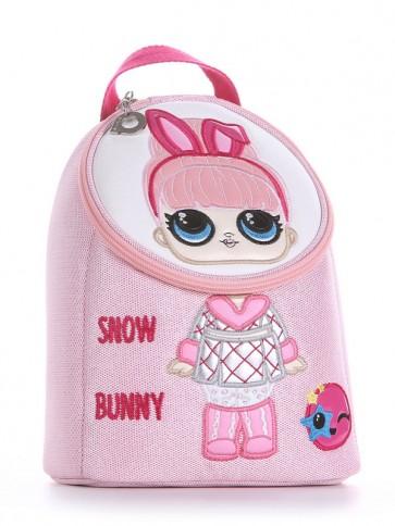 фото детский рюкзак Alba Soboni 2034 розовый купить